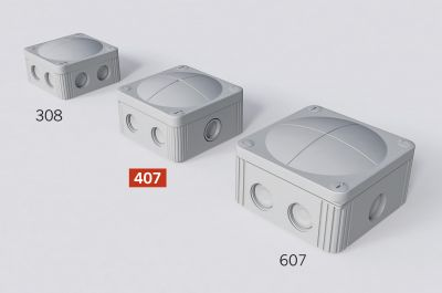 New COMBI 407 Junction Box Launched